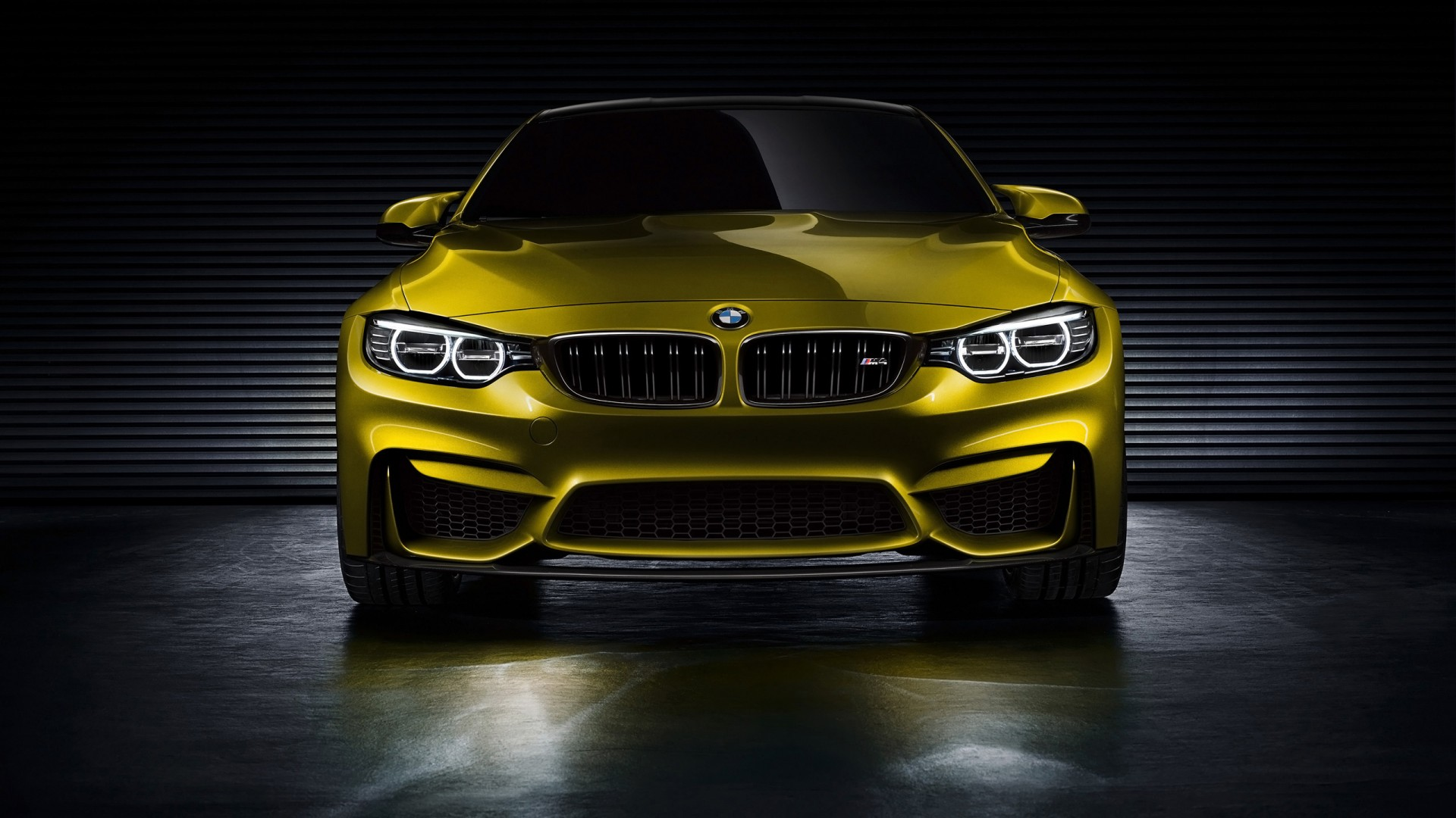 2013 BMW M4 Coupe Concept Wallpaper | HD Car Wallpapers
