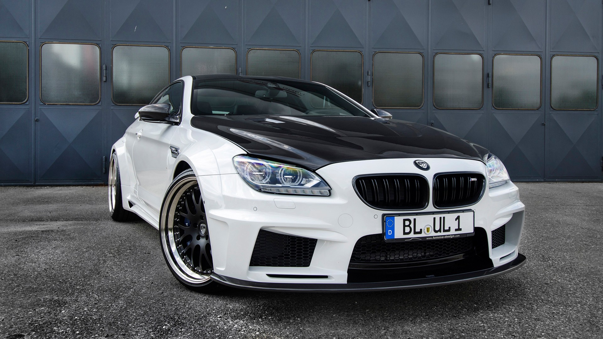 2013 Bmw M6 By Lumma Design Wallpaper Hd Car Wallpapers