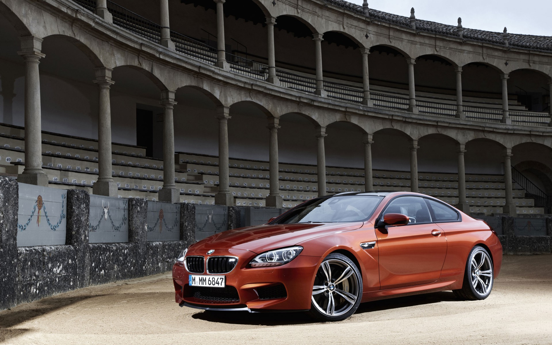 2013 BMW M6 Coupe Wallpaper   HD Car Wallpapers   ID #2814