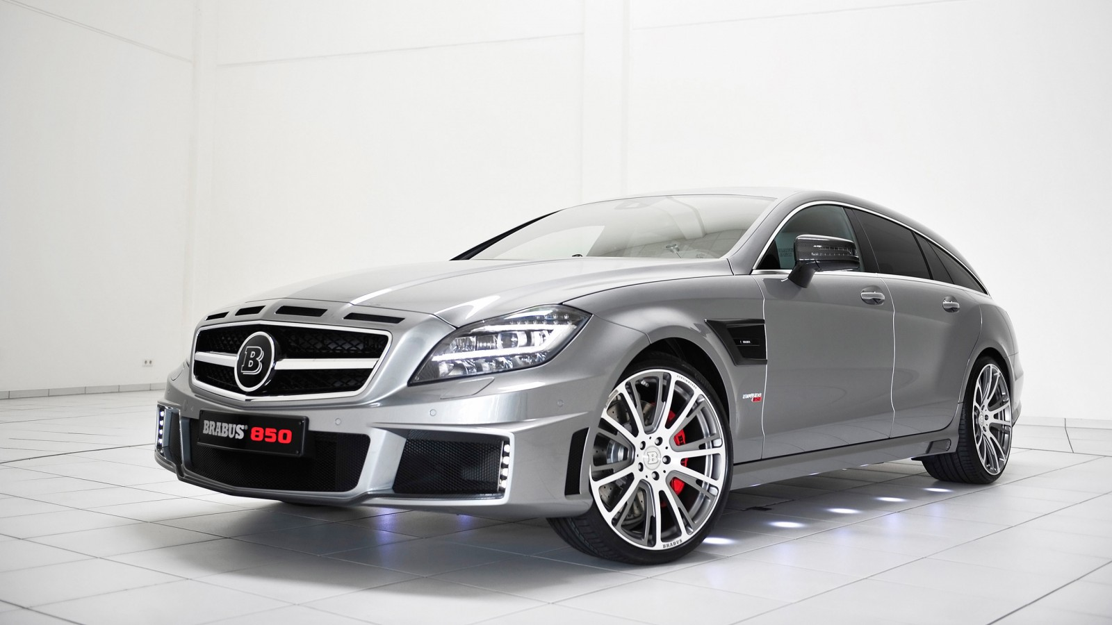 2013 brabus mercedes benz 850 shooting brake biturbo