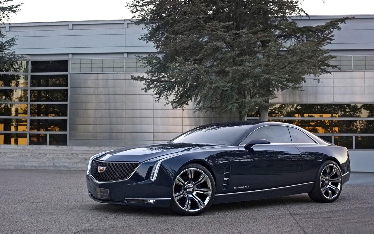 2013 Cadillac Elmiraj Concept Wallpaper | HD Car ...