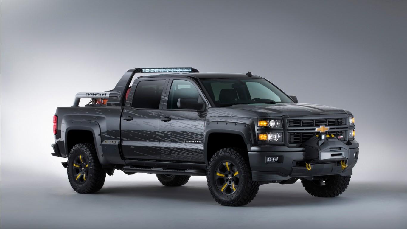 Silverado Black Ops >> 2013 Chevrolet Silverado Black Ops Concept Wallpaper | HD ...