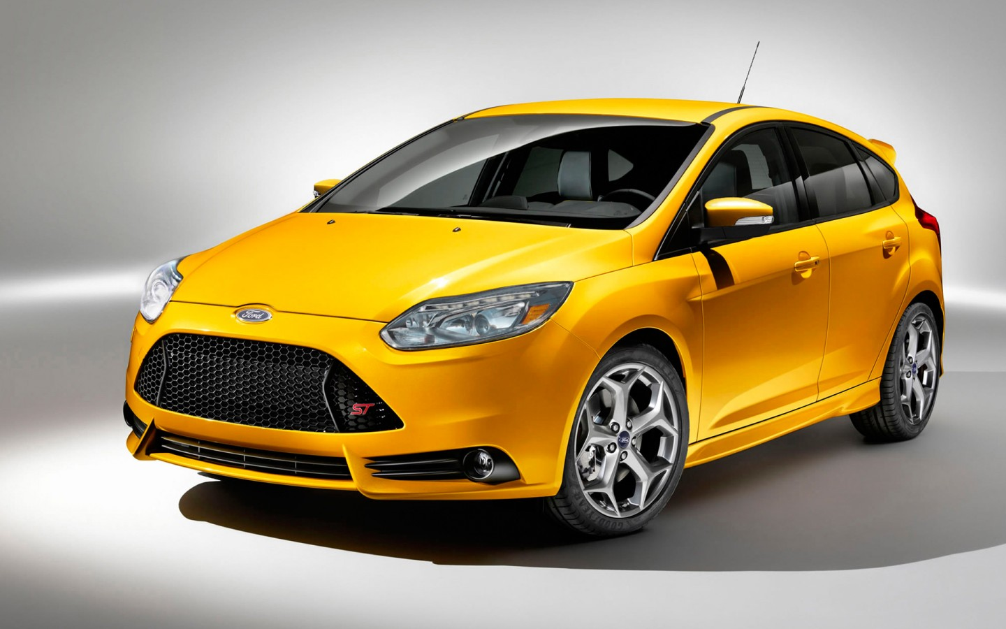 2013 ford focus st wallpaper hd car wallpapers id 2893. Black Bedroom Furniture Sets. Home Design Ideas