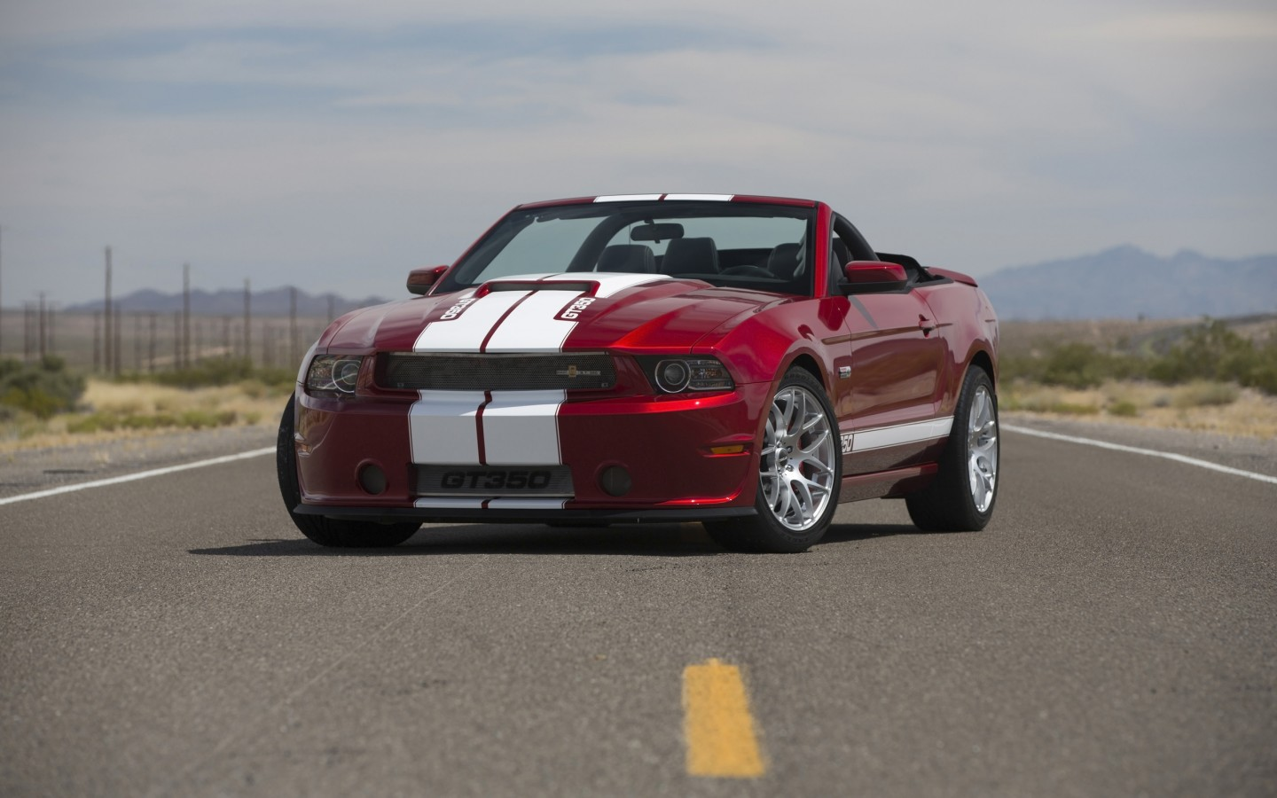 2013 Ford Mustang Shelby GT350 Wallpaper | HD Car ...