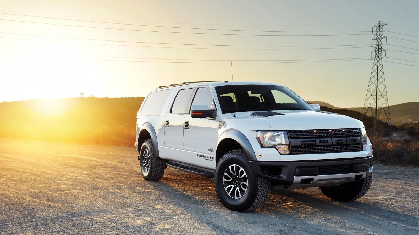 Ford Velociraptor Suv >> 2013 Ford Velociraptor By Hennessey Wallpaper | HD Car Wallpapers| ID #3746