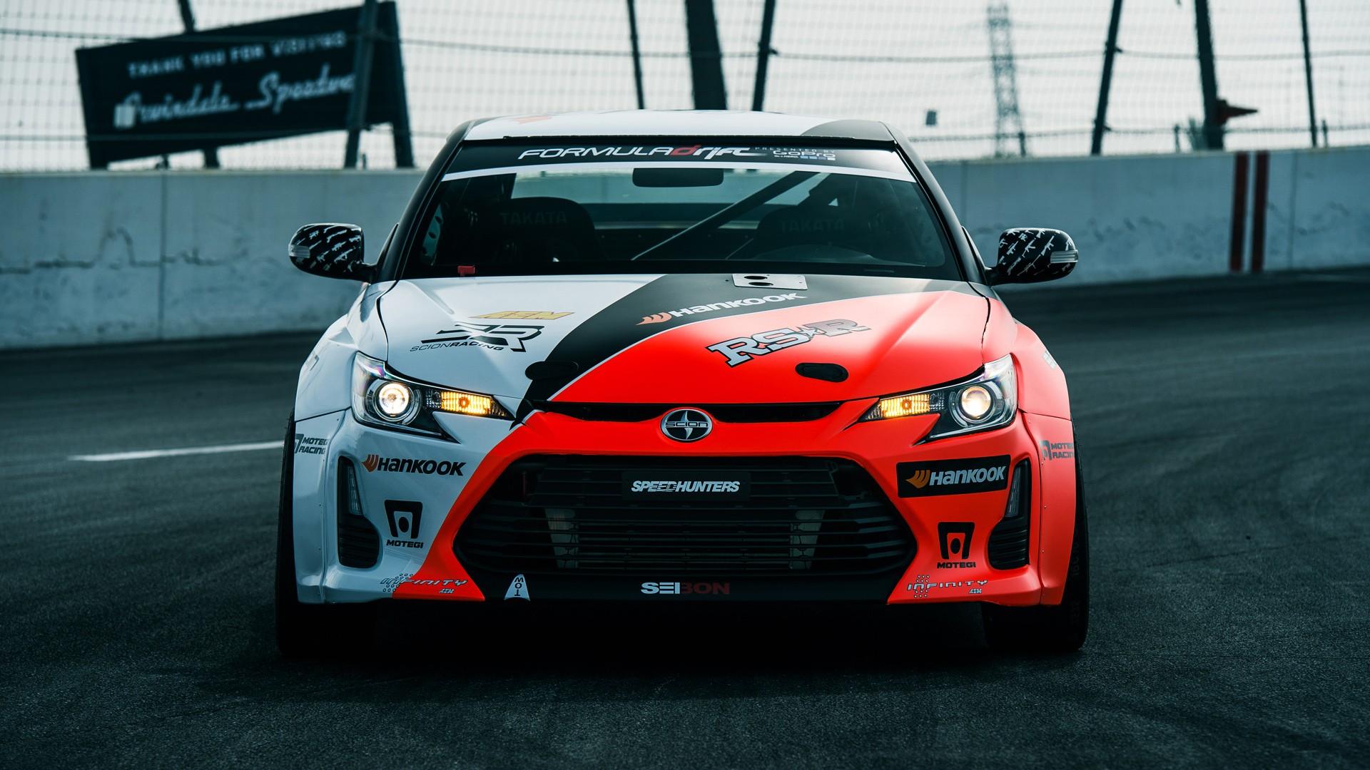 2013 Formula D Scion Tc Wallpaper Hd Car Wallpapers Id