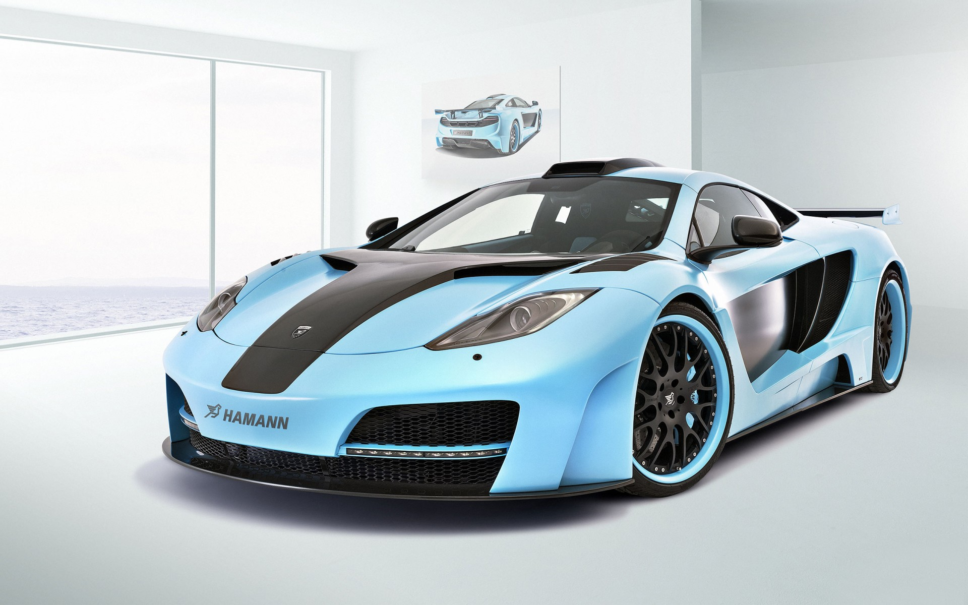 2013 hamann mclaren mp4 12c memor wallpaper hd car wallpapers. Black Bedroom Furniture Sets. Home Design Ideas