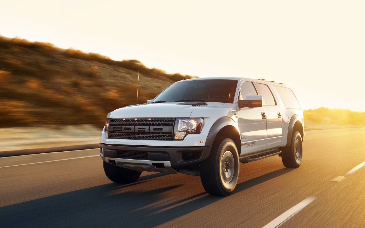 2013 Hennessey Ford Velociraptor Suv Wallpaper Hd Car
