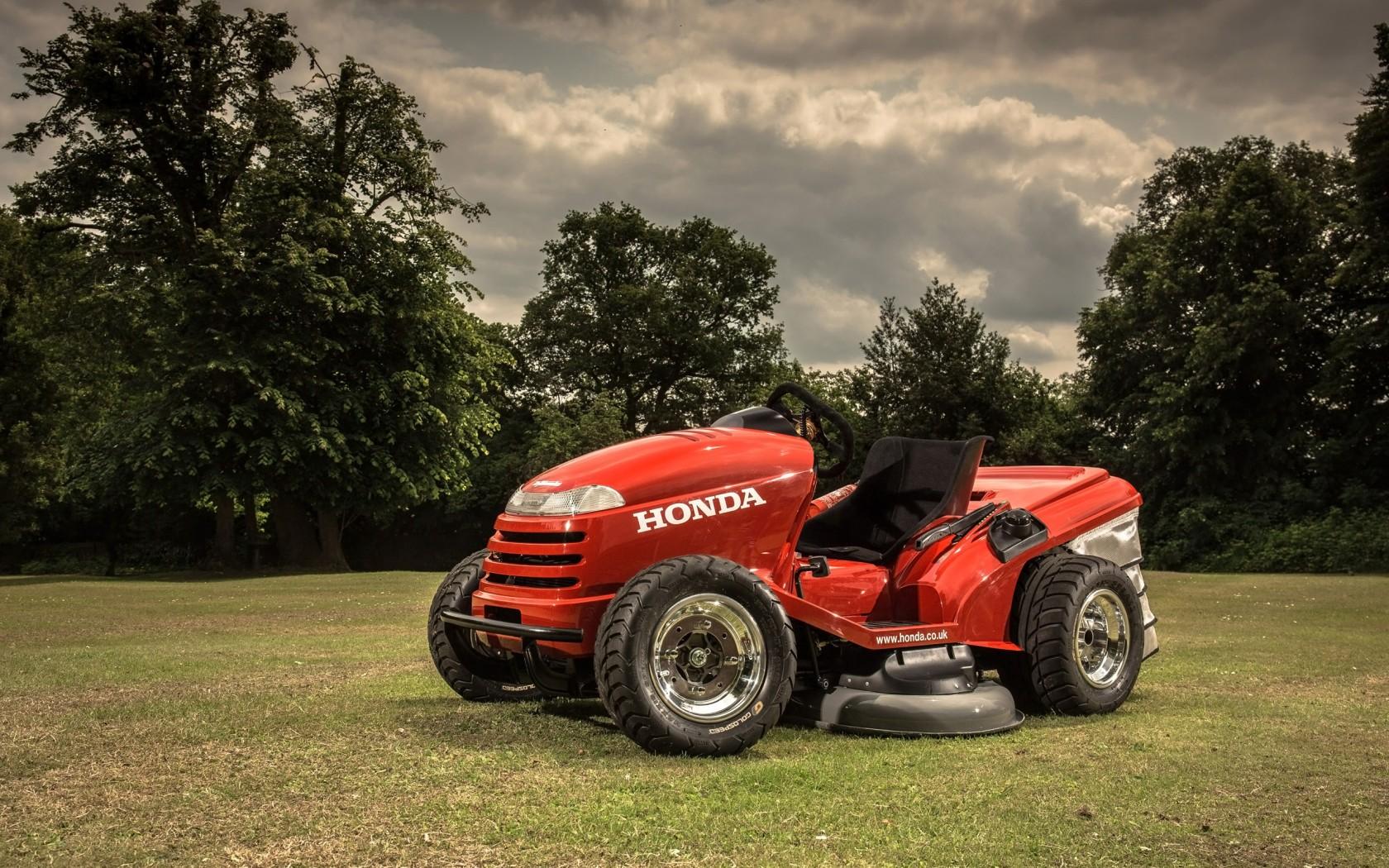 Honda Mean Mower X