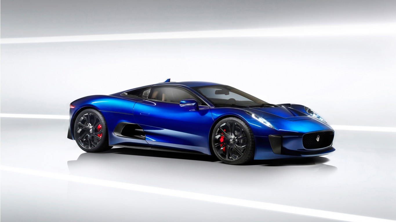 2013 jaguar c x75 prototype wallpaper hd car wallpapers