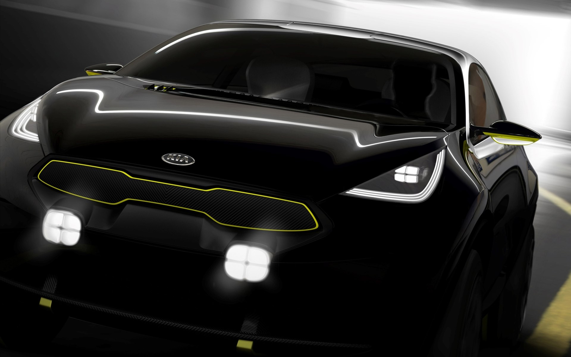 Kia Soul Ev >> 2013 Kia B Segment Concept Wallpaper | HD Car Wallpapers ...
