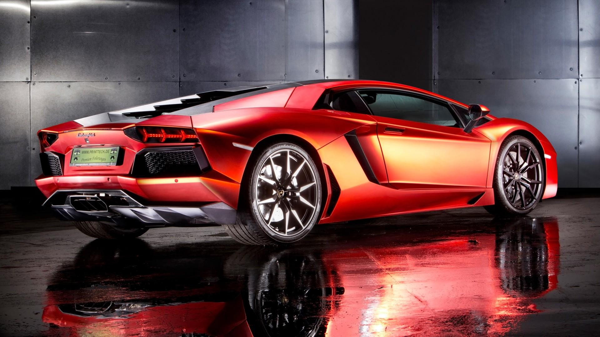 2013 Lamborghini Aventador By Print Tech 2 Wallpaper | HD ...