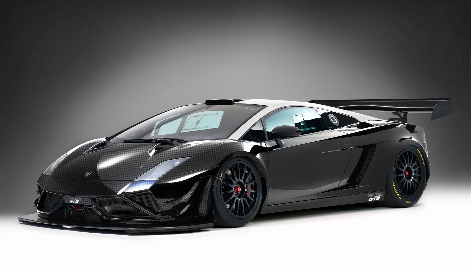 Lamborghini Gallardo GT3 FL2 By Reiter Engineering Wallpaper | HD Car