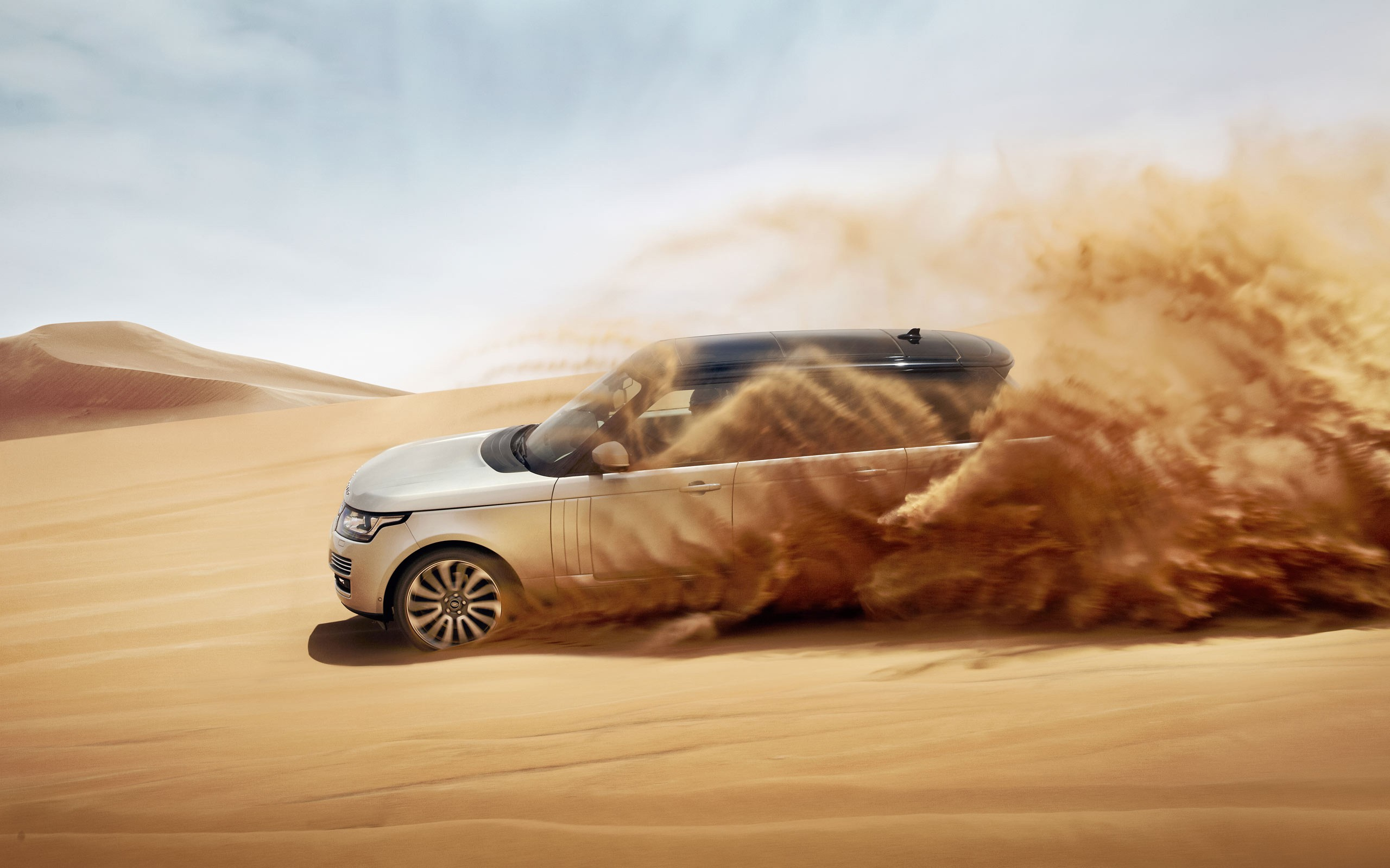 2013 Land Rover Range Rover 4 Wallpaper Hd Car Wallpapers