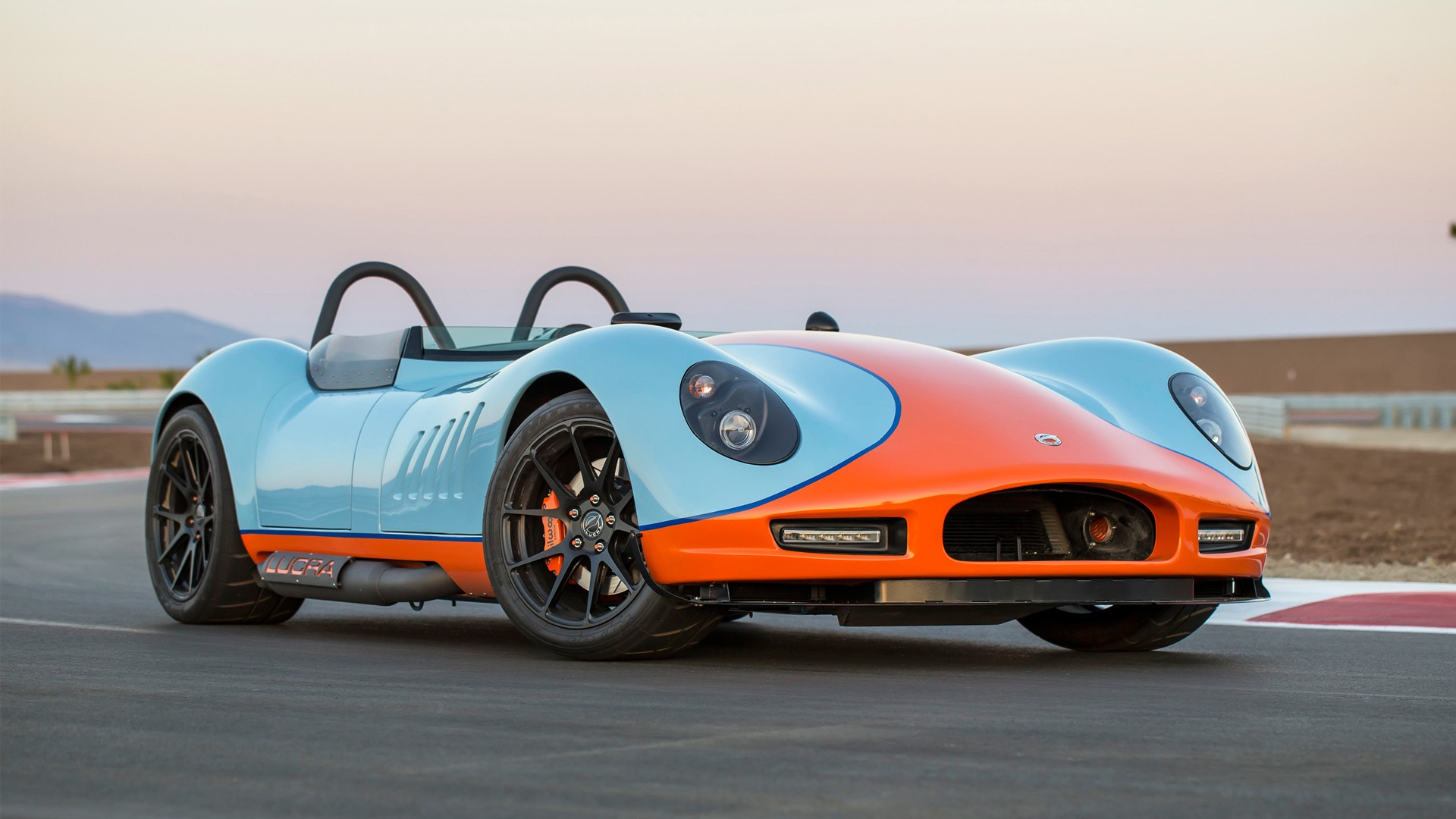 2013 Lucra LC470 Gulf Racing Wallpaper | HD Car Wallpapers ...