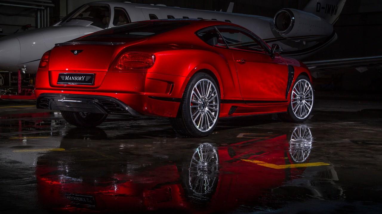 2013 Mansory Bentley Continental GT Sanguis 2 Wallpaper | HD Car ...