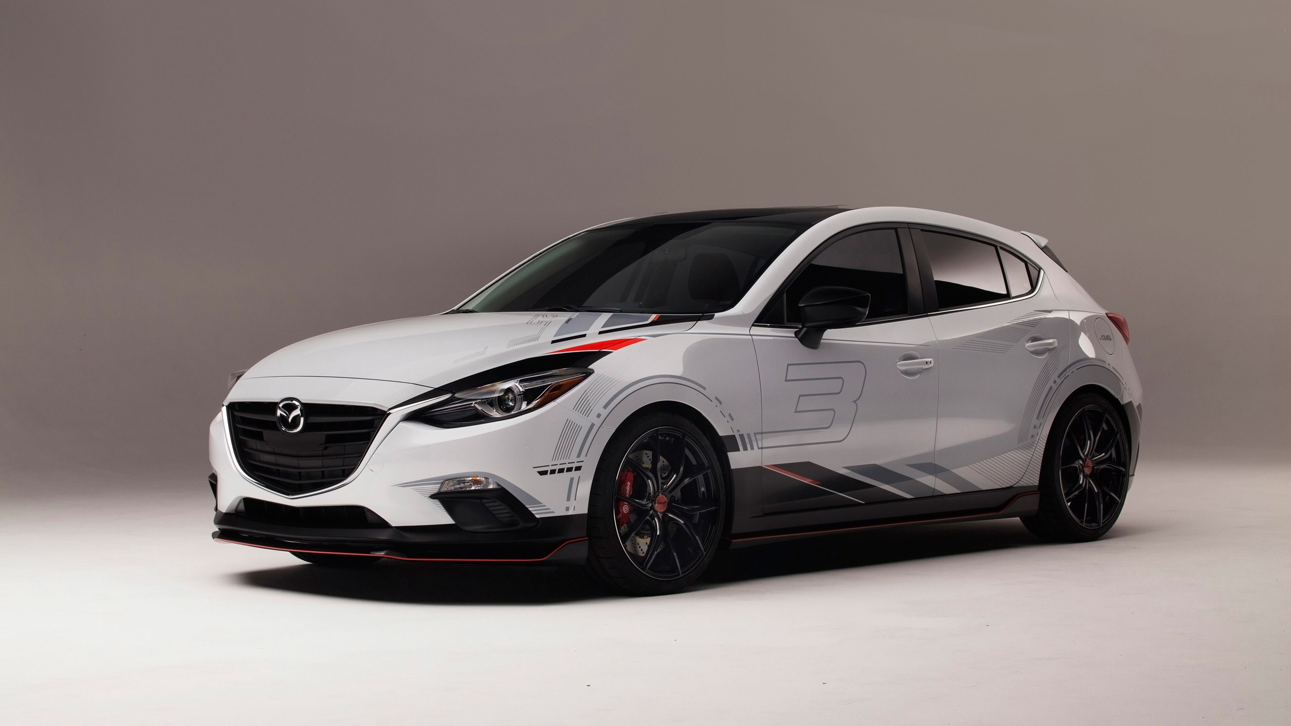 Mazda 3 2014 Hatchback White >> 2013 Mazda Club Sport 3 Wallpaper | HD Car Wallpapers | ID #3888