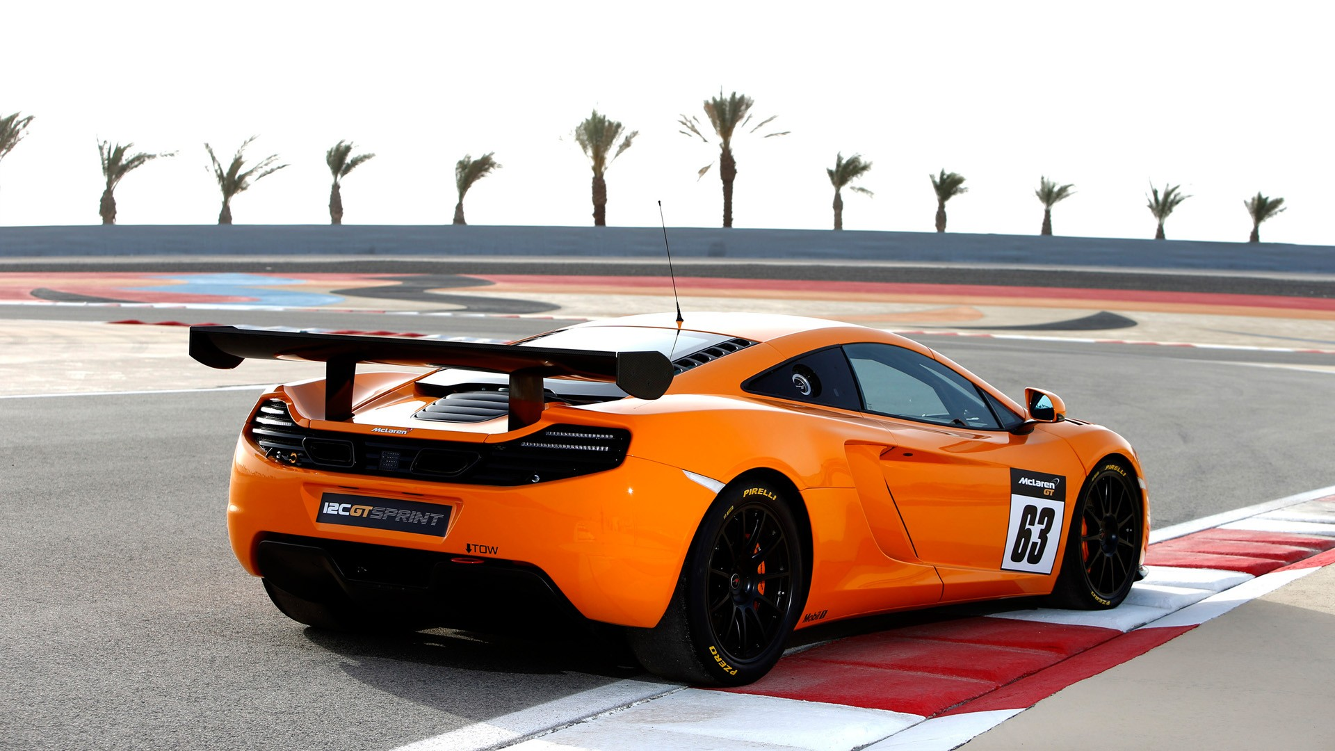 2013 McLaren 12C GT Sprint 2 Wallpaper   HD Car Wallpapers ...