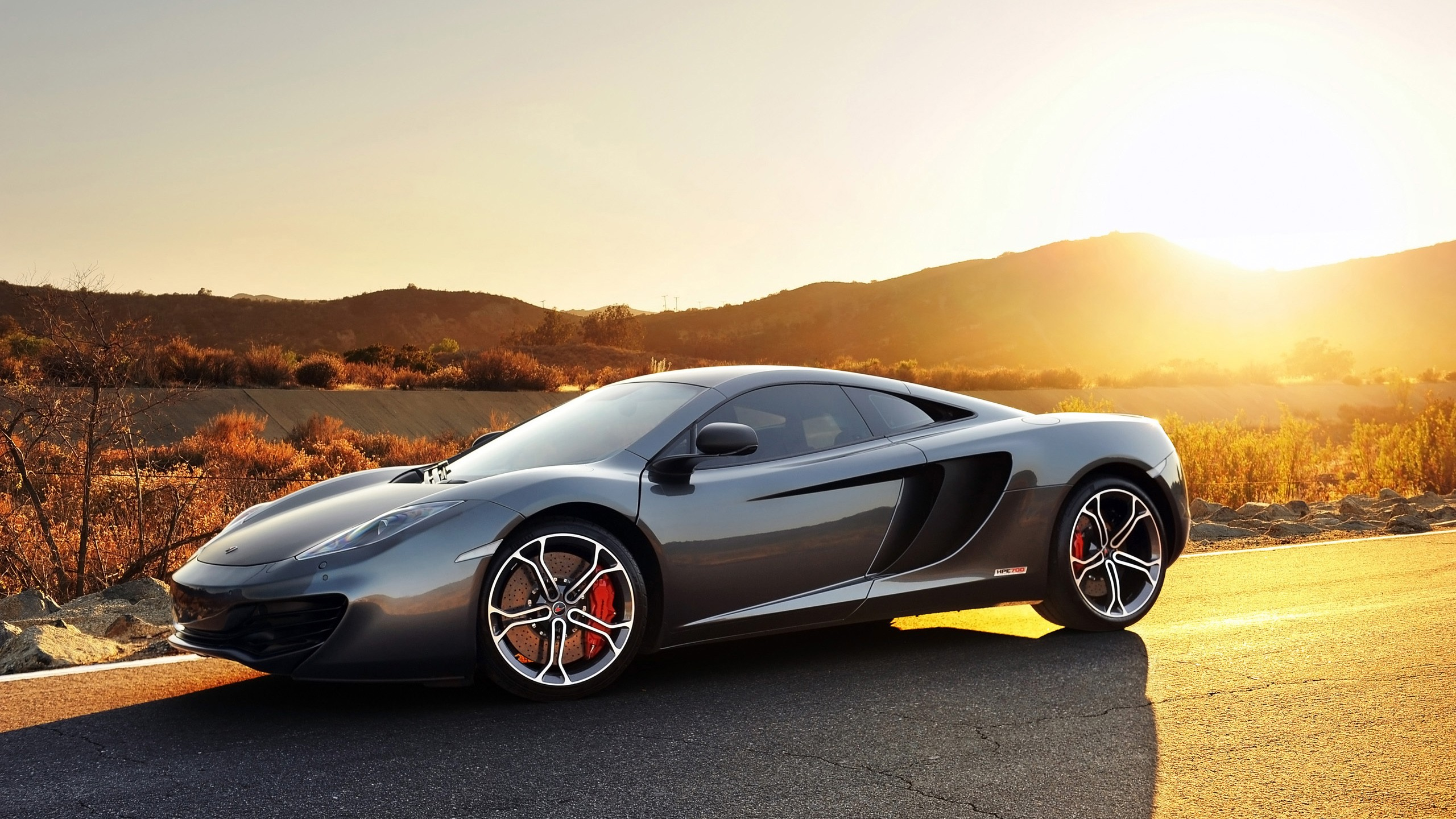 2013 Mclaren Mp4 12c Hpe700 By Hennessey Wallpaper Hd