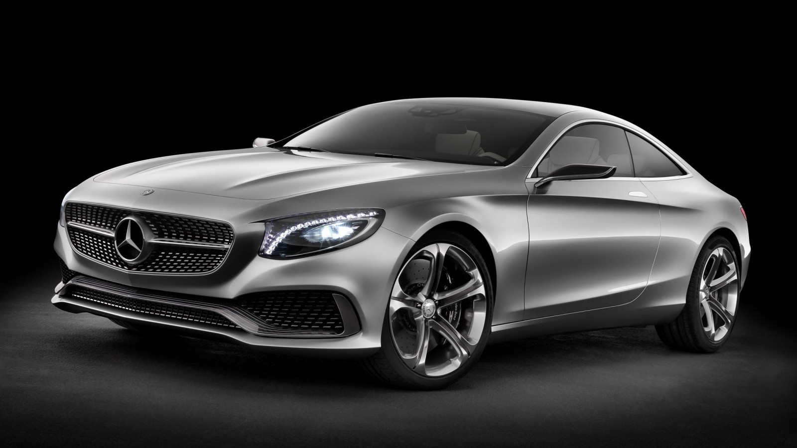 2013 mercedes benz s class coupe concept wallpaper hd. Black Bedroom Furniture Sets. Home Design Ideas