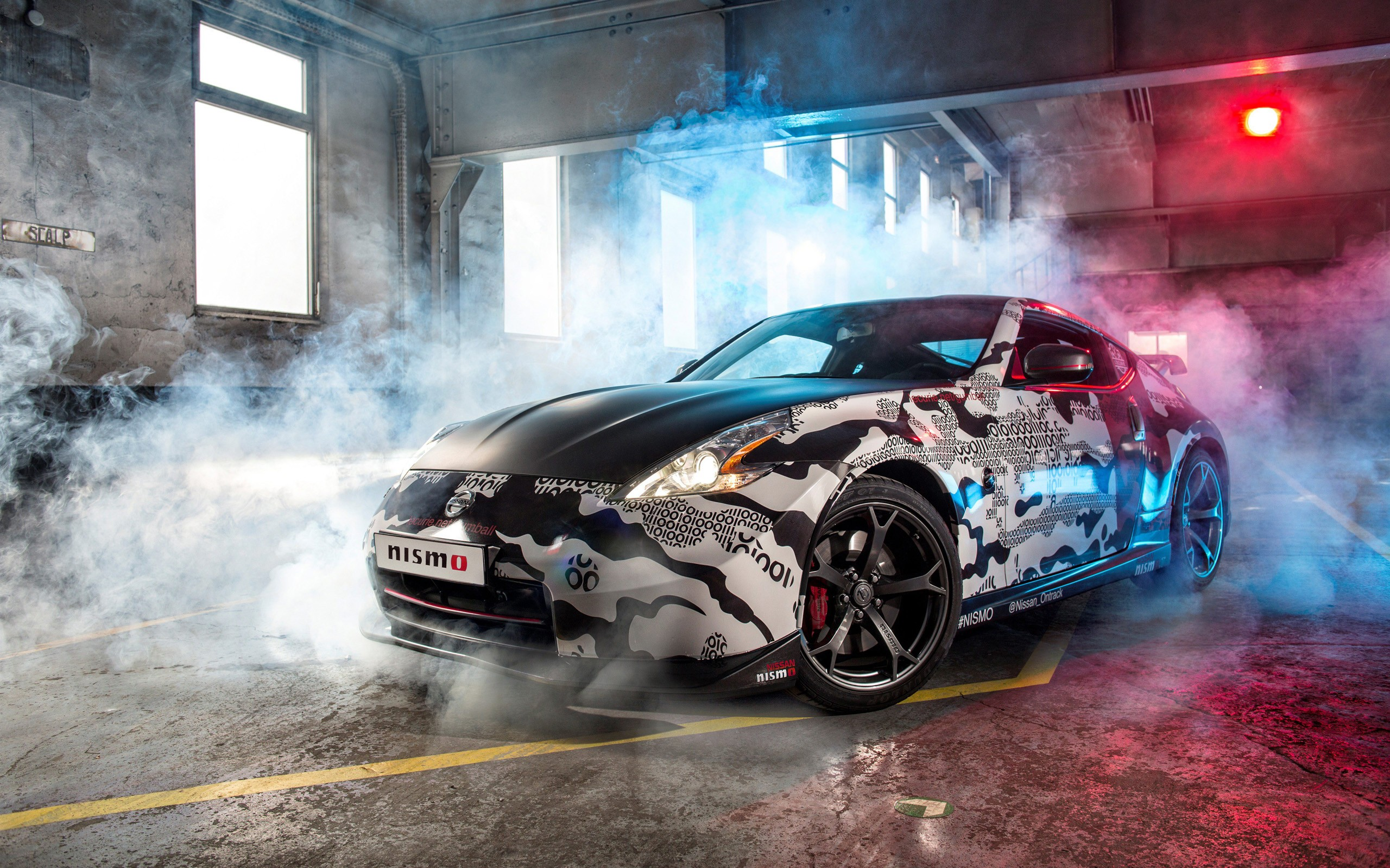 2013 Nissan 370Z NISMO Gumball 3000 Rally Wallpaper | HD ...