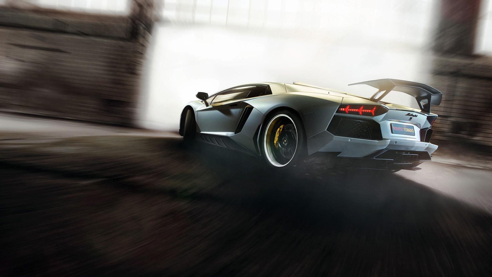 x 1080 original wallpaper 2013 novitec torado lamborghini aventador 3 - Tron Lamborghini Aventador Wallpaper
