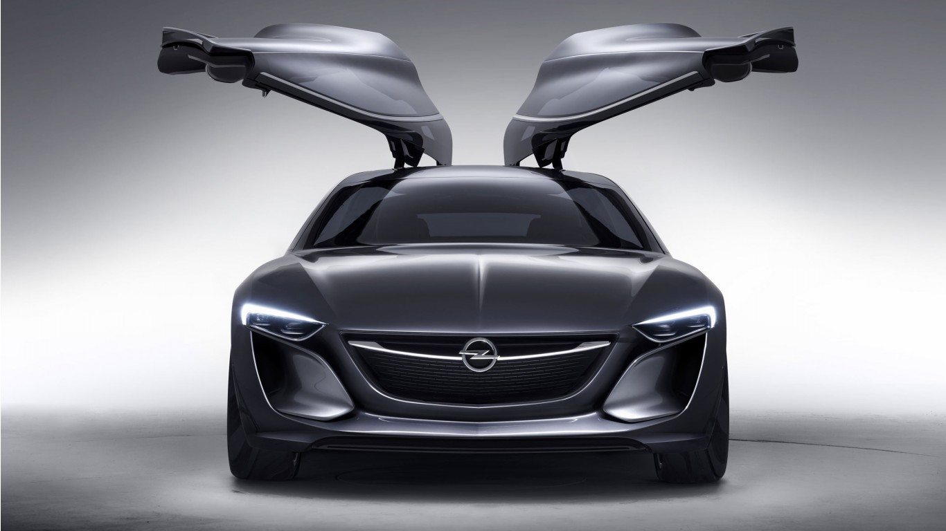 2013 opel monza wallpaper hd car wallpapers. Black Bedroom Furniture Sets. Home Design Ideas