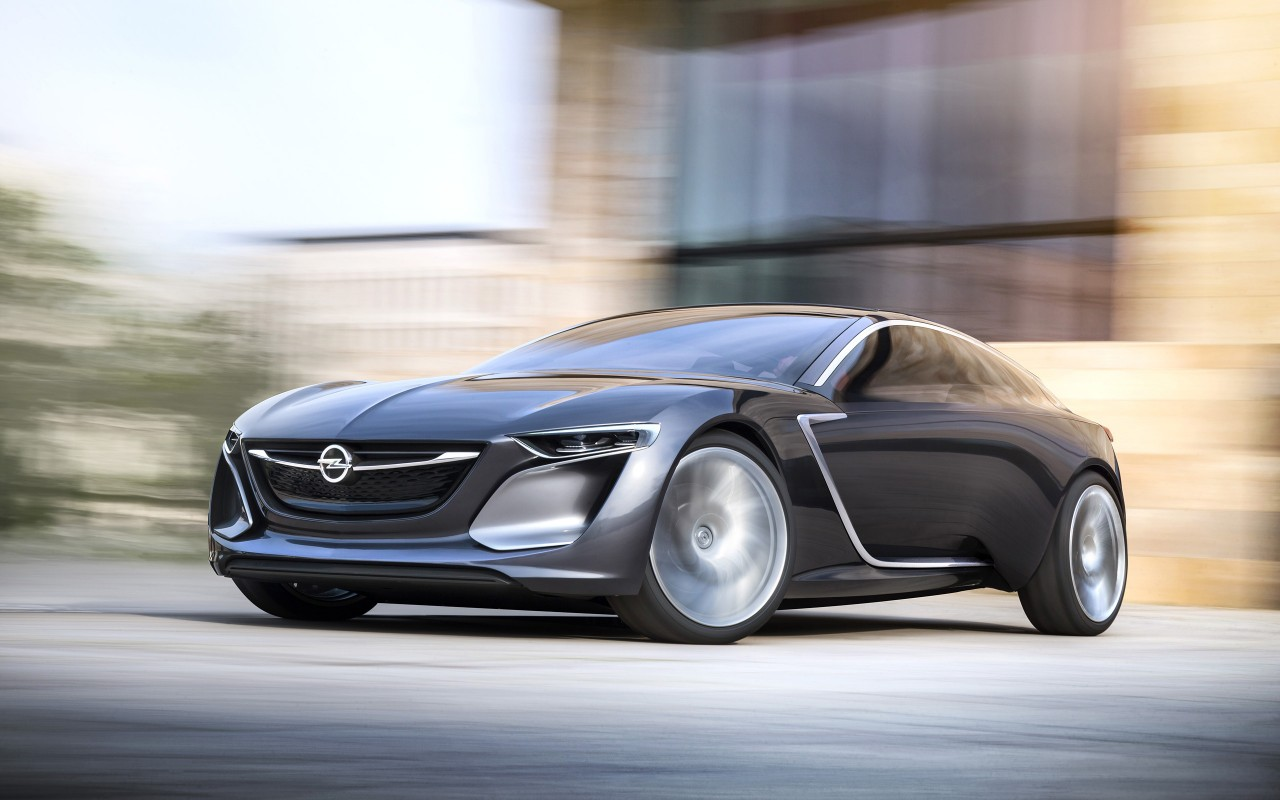 2013 opel monza concept 2 wallpaper hd car wallpapers id 3761. Black Bedroom Furniture Sets. Home Design Ideas