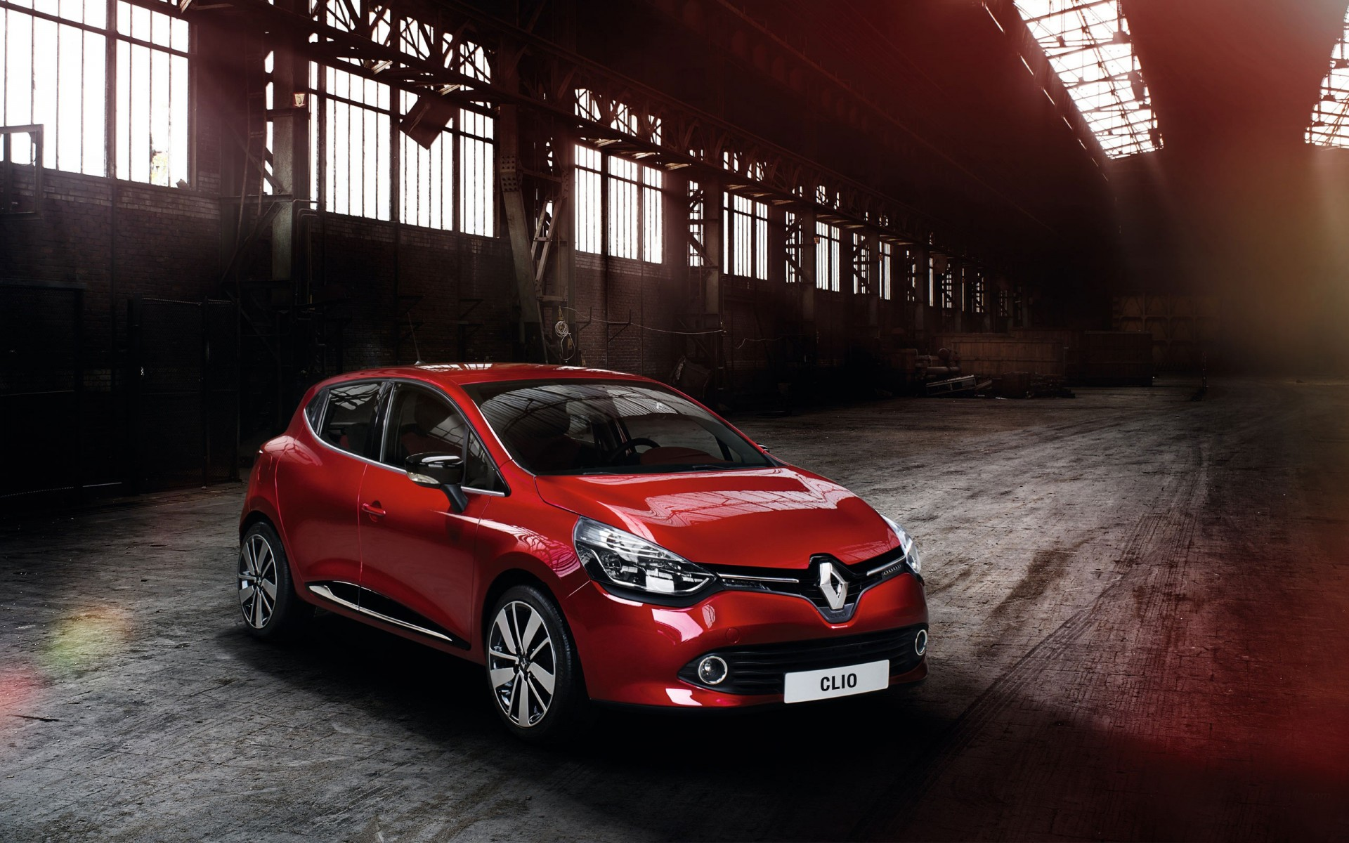 2013 renault clio 3 wallpaper hd car wallpapers id 2873. Black Bedroom Furniture Sets. Home Design Ideas