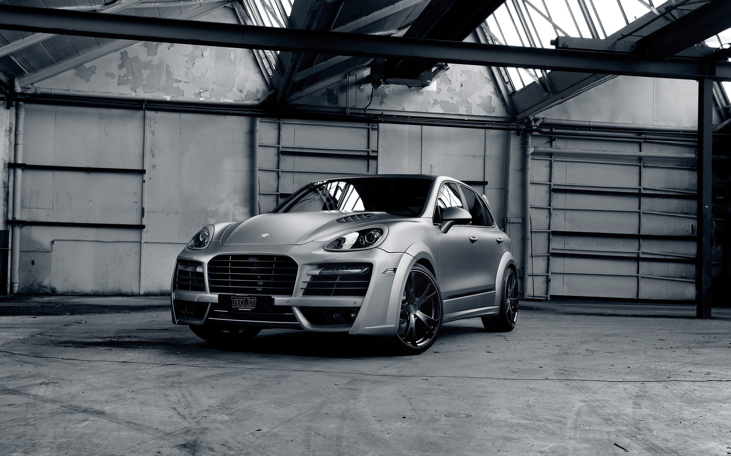 2013 TechArt Porsche Cayenne Turbo Magnum Wallpaper   HD ...