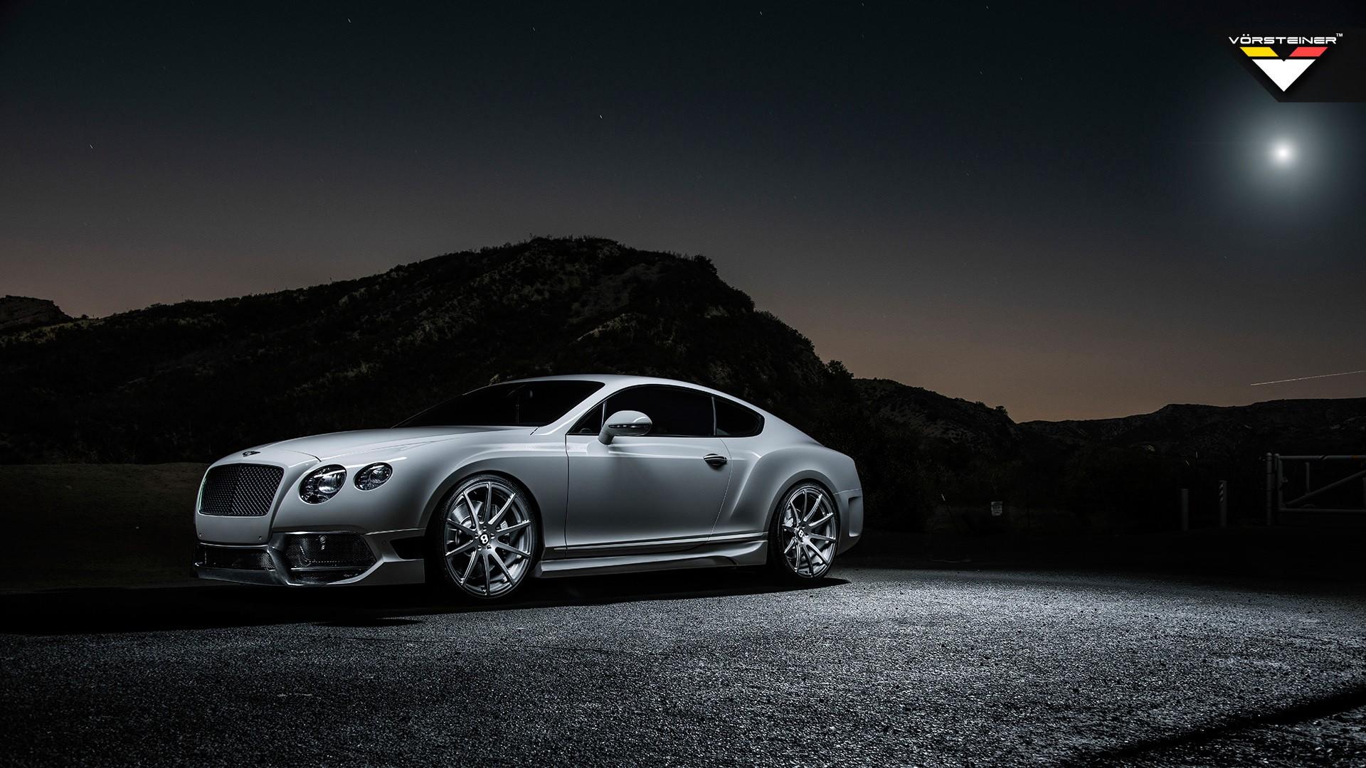 2013 Vorsteiner Bentley Continental GT BR10 RS Wallpaper