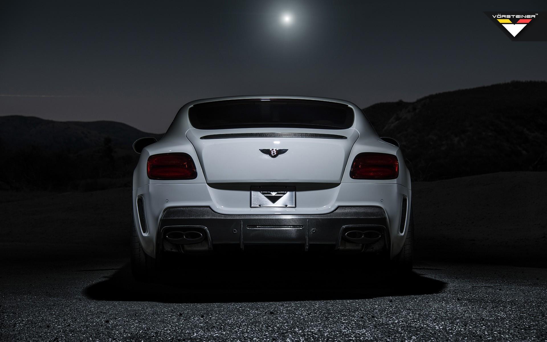 2013 Vorsteiner Bentley Continental Gt Br10 Rs 3 Wallpaper