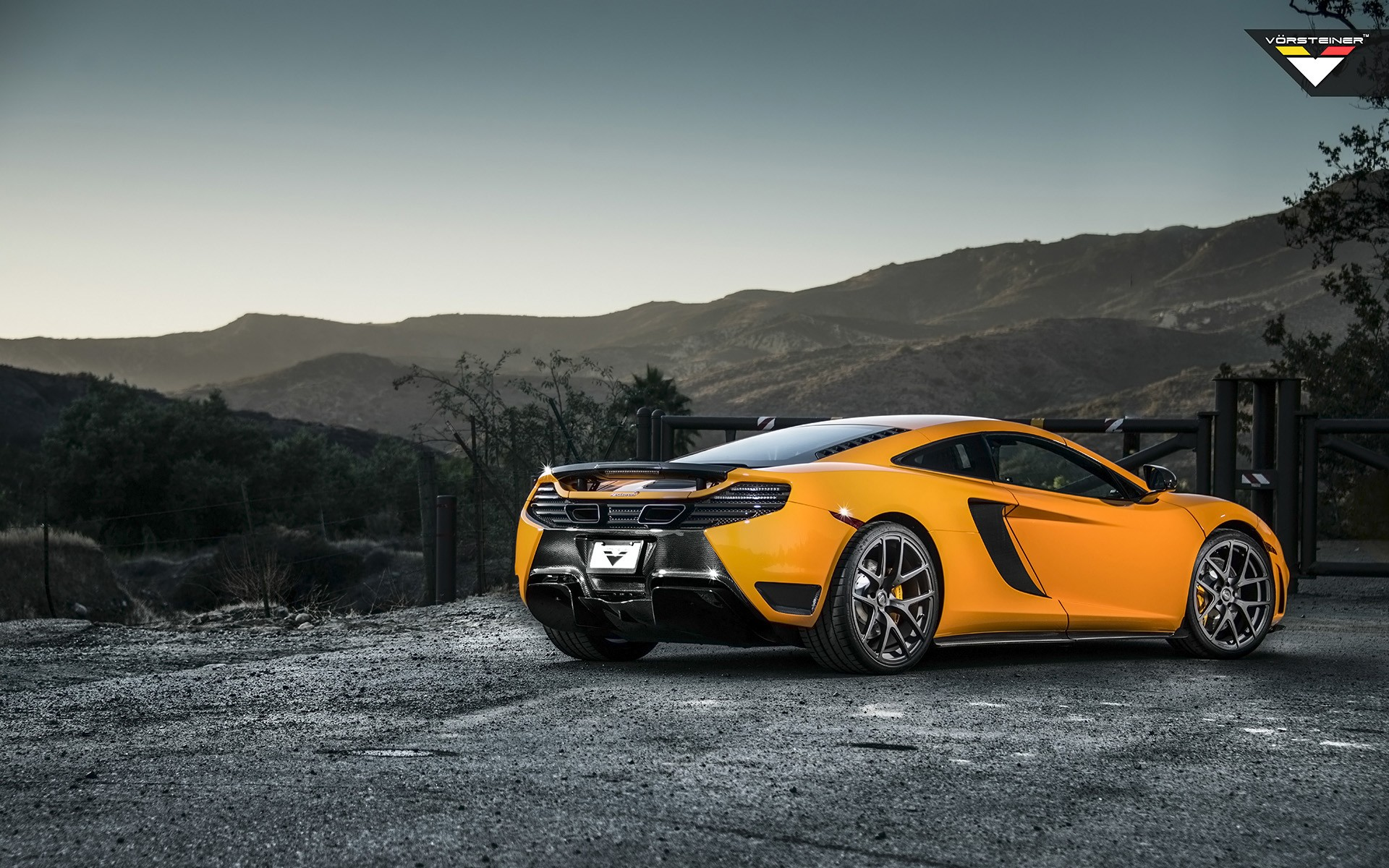 2013 Vorsteiner Mclaren Mp4 Vx 5 Wallpaper Hd Car Wallpapers