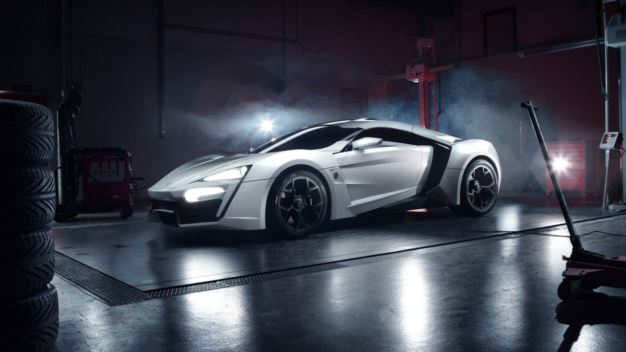 2013 W Motors Lykan HyperSport Wallpaper | HD Car ...