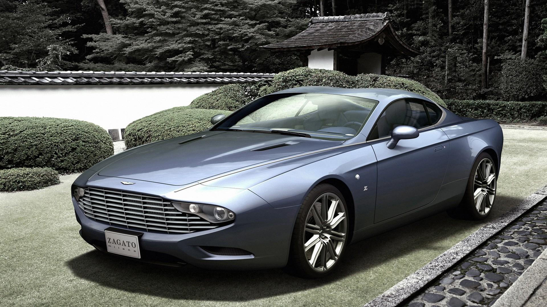 Zagato Aston Martin Dbs Coupe Centennial X
