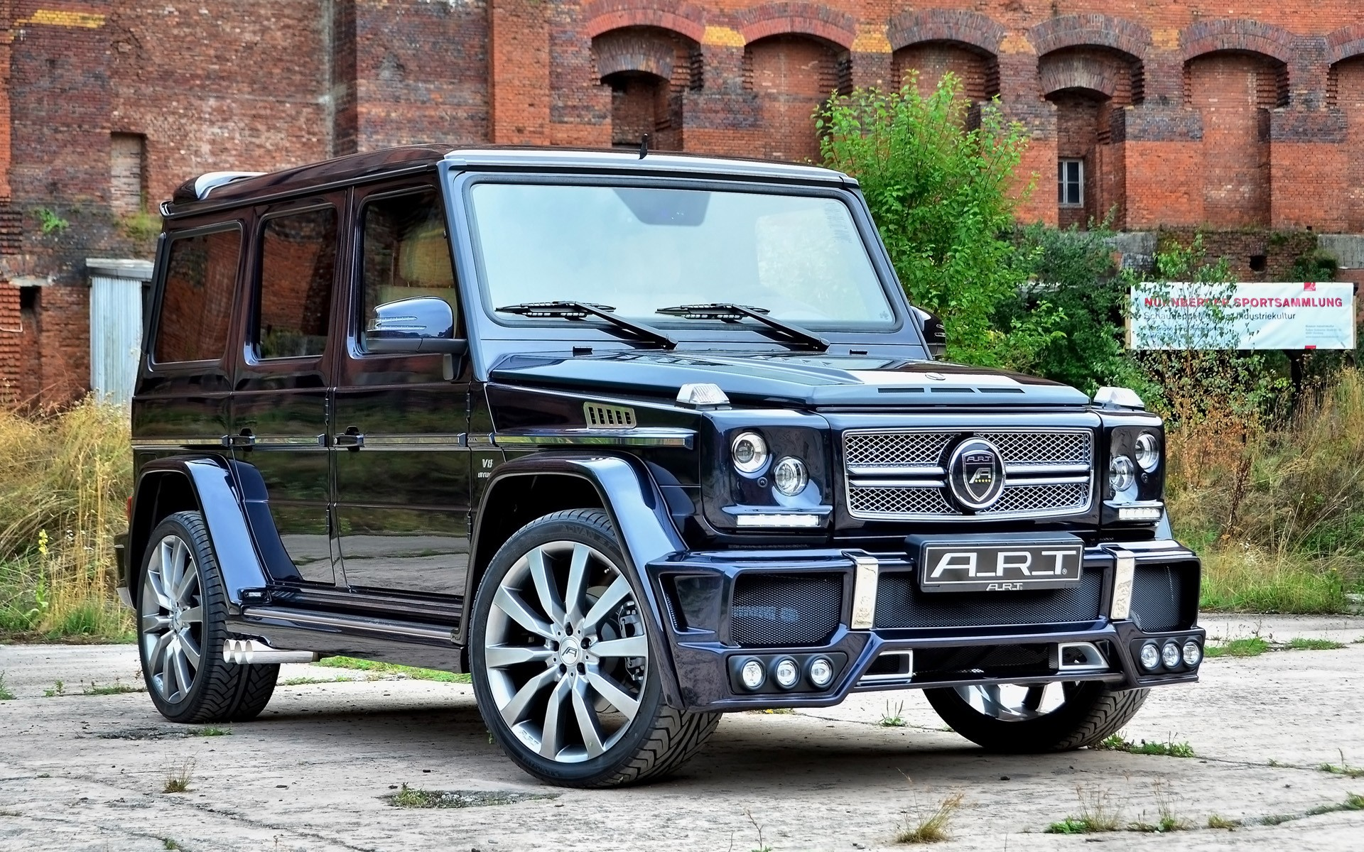 2014 art mercedes benz g55 amg streetline 65 wallpaper for Mercedes benz range rover price
