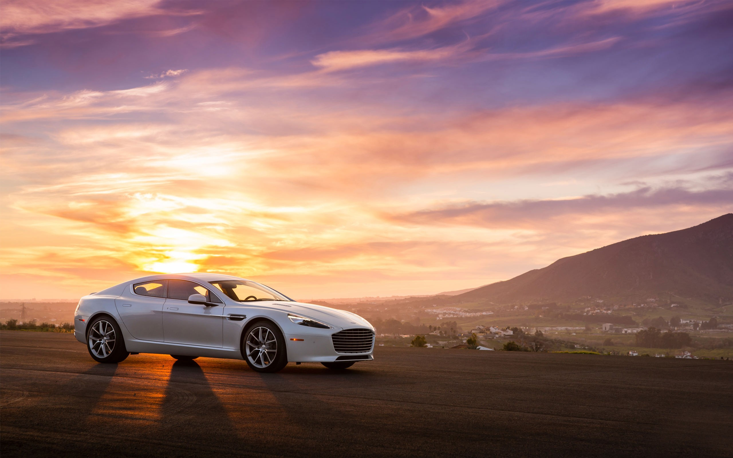 2014 Hd Wallpapers: 2014 Aston Martin Rapide S Wallpaper