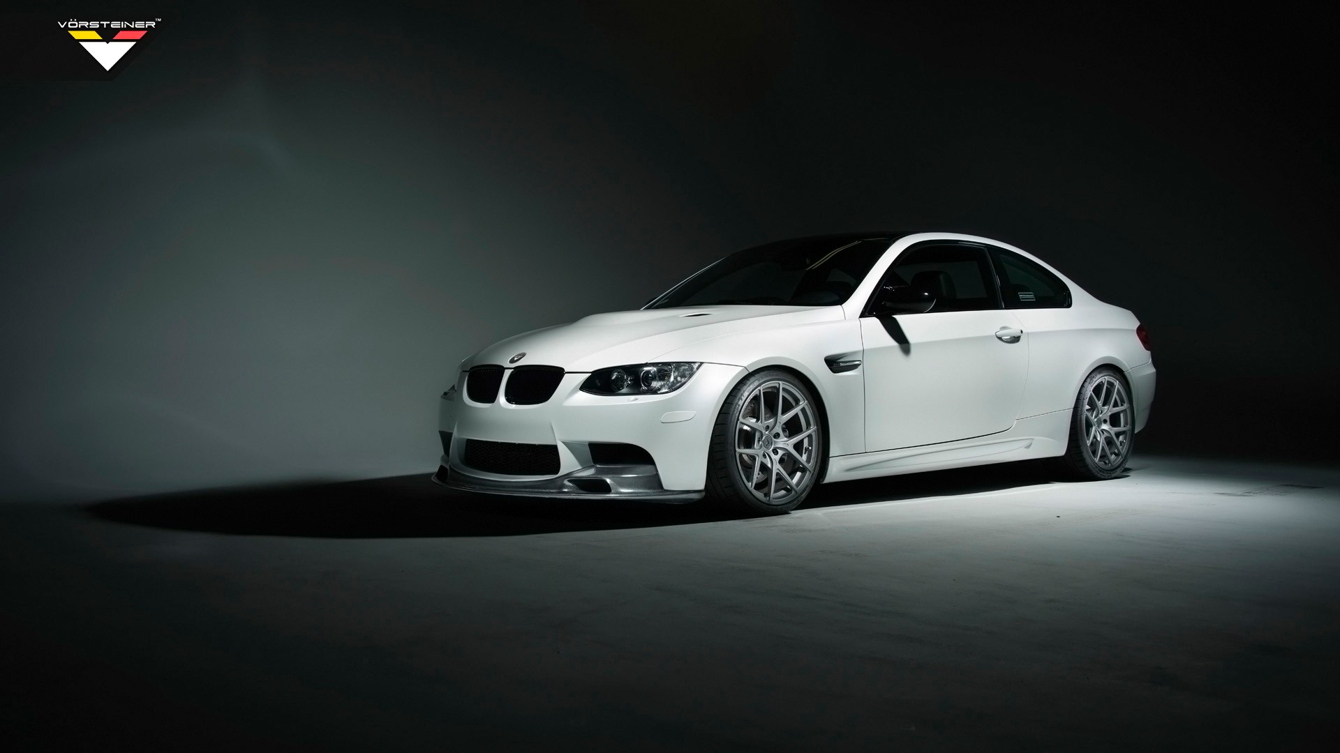 2014 Bmw E92 M3 By Vorsteiner Wallpaper Hd Car