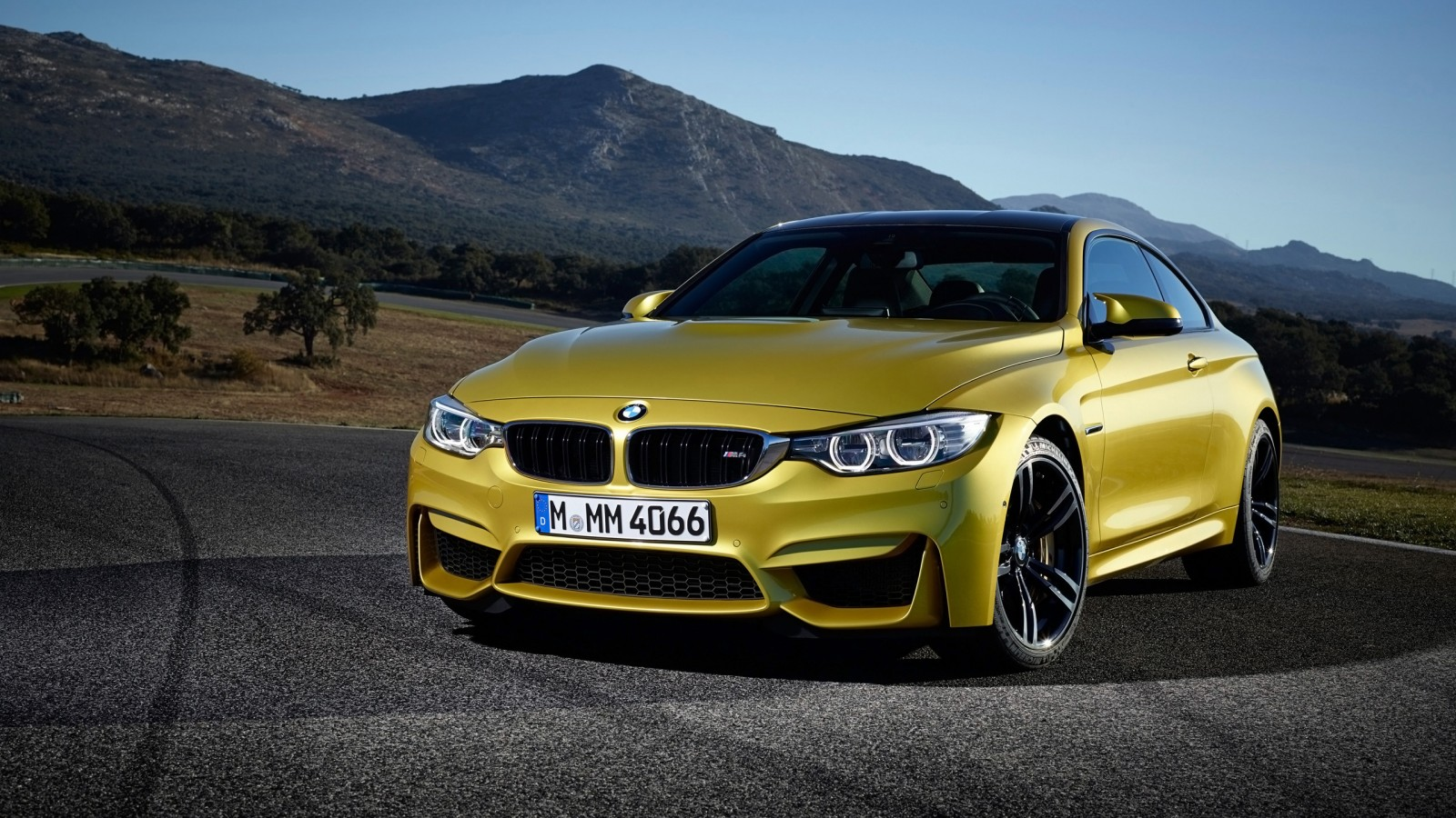 2014 Hd Wallpapers: 2014 BMW M4 Coupe Wallpaper