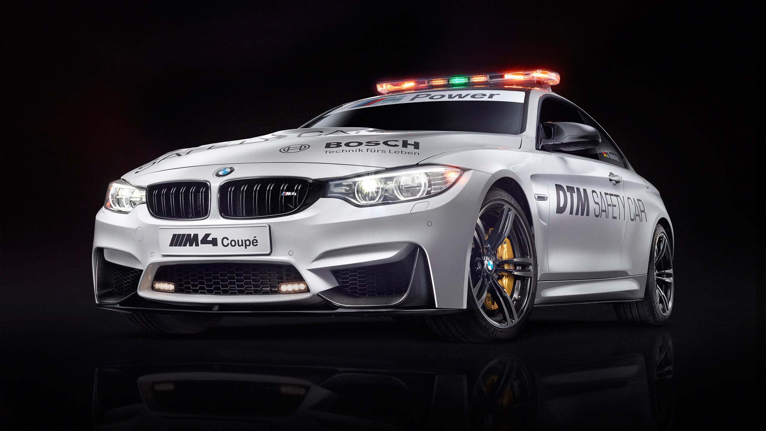 2014 BMW M4 Coupe DTM Safety Car Wallpaper | HD Car ...
