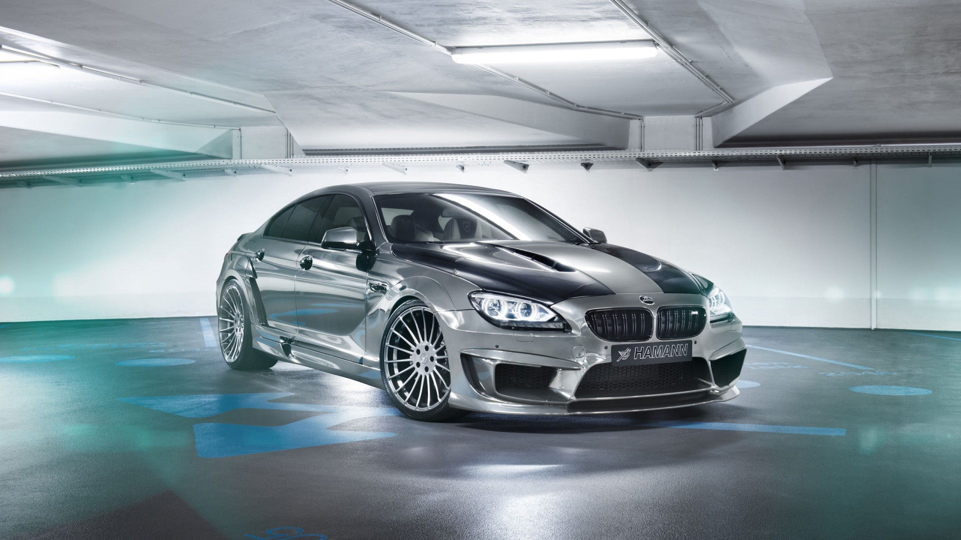 2014 Bmw M6 Gran Coupe By Hamann Wallpaper Hd Car Wallpapers Id 3842