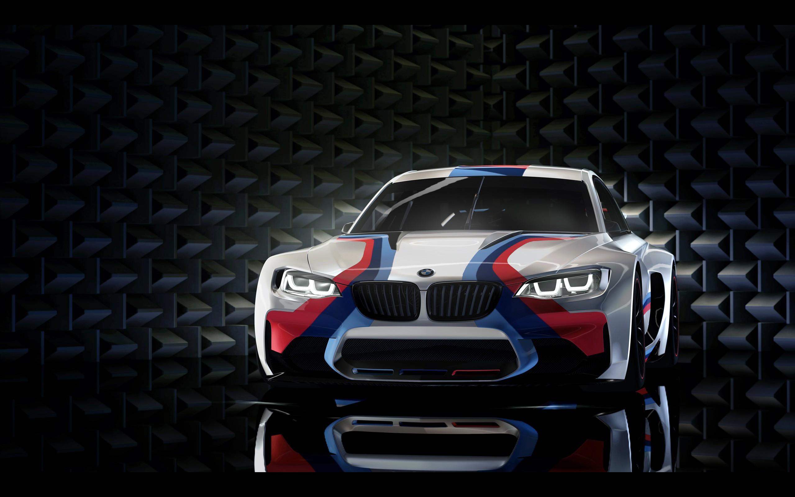 2014 Bmw Vision Gran Turismo Wallpaper Hd Car Wallpapers