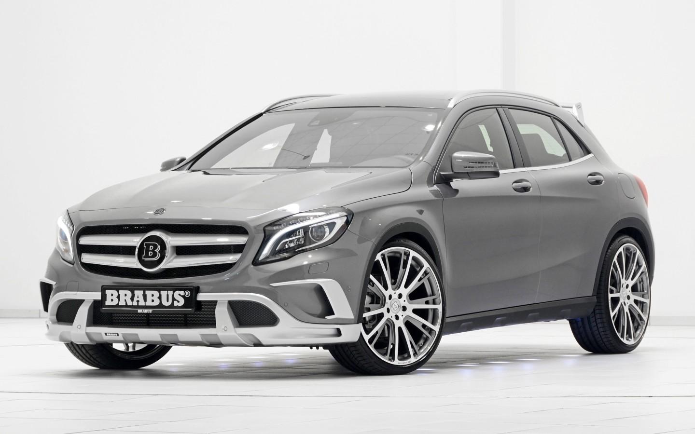 2014 Brabus Mercedes Benz GLA Class Wallpaper