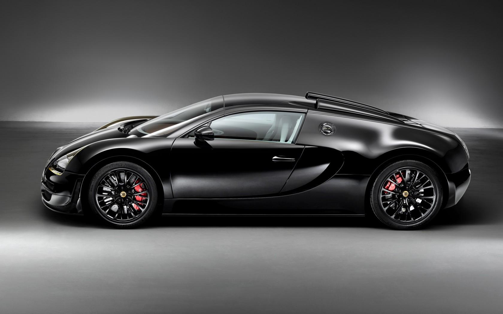 Bugatti Veyron Grand Sport Vitesse Wallpaper Hd: 2014 Bugatti Veyron Grand Sport Vitesse Legend Black Bess