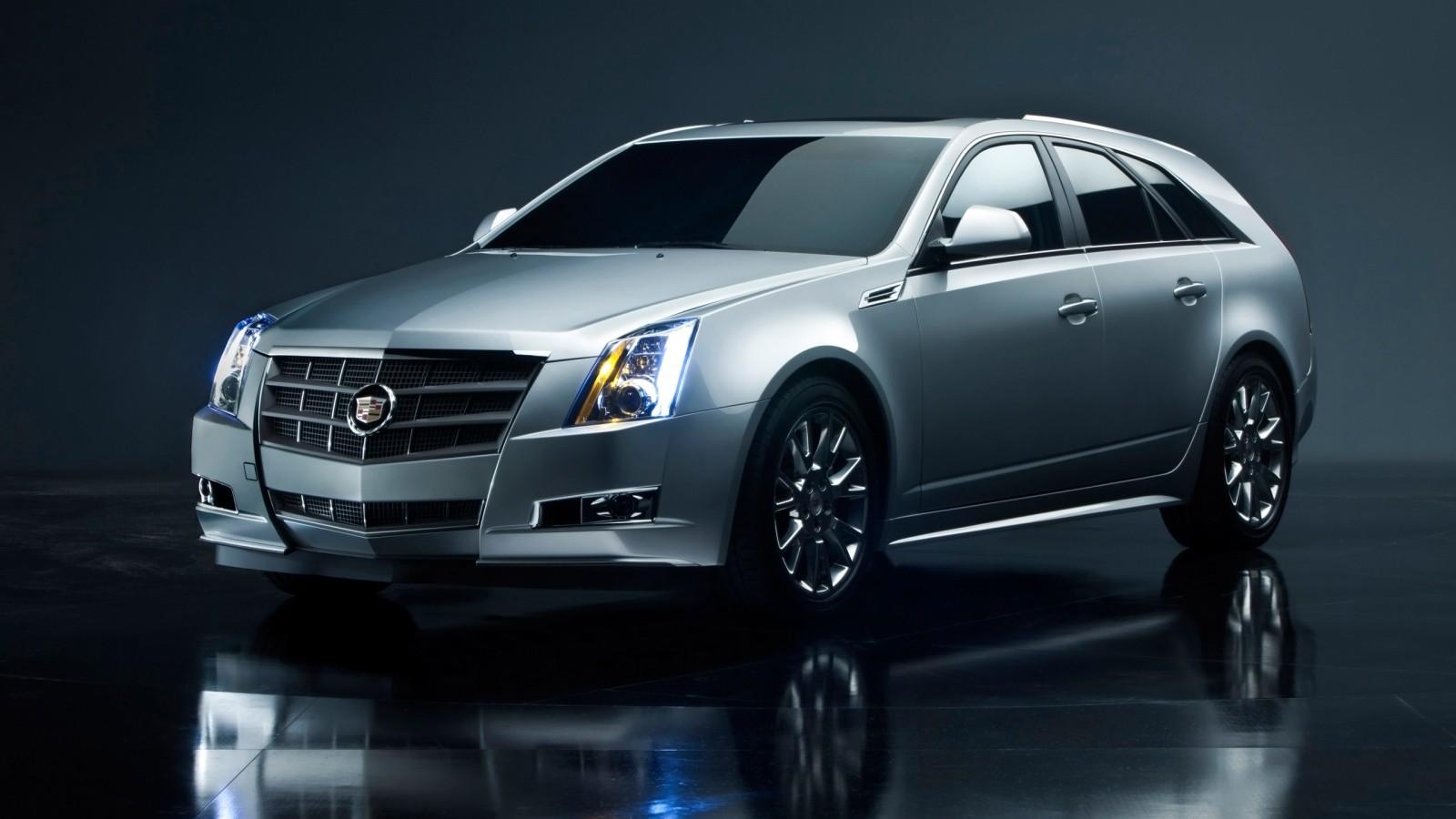 2014 Cadillac CTS Sport Wagon Wallpaper | HD Car ...