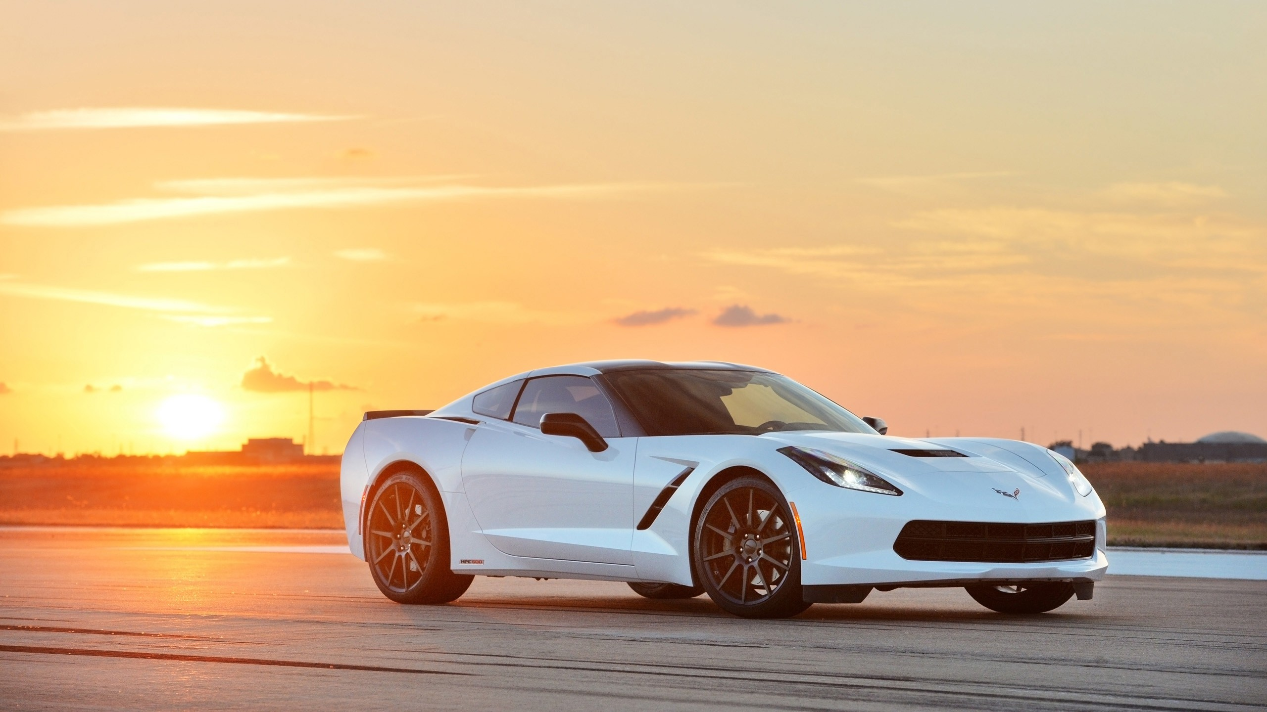 2014 Chevrolet Corvette Stingray HPE500 By Hennessey Wallpaper | HD Car Wallpapers | ID #3911