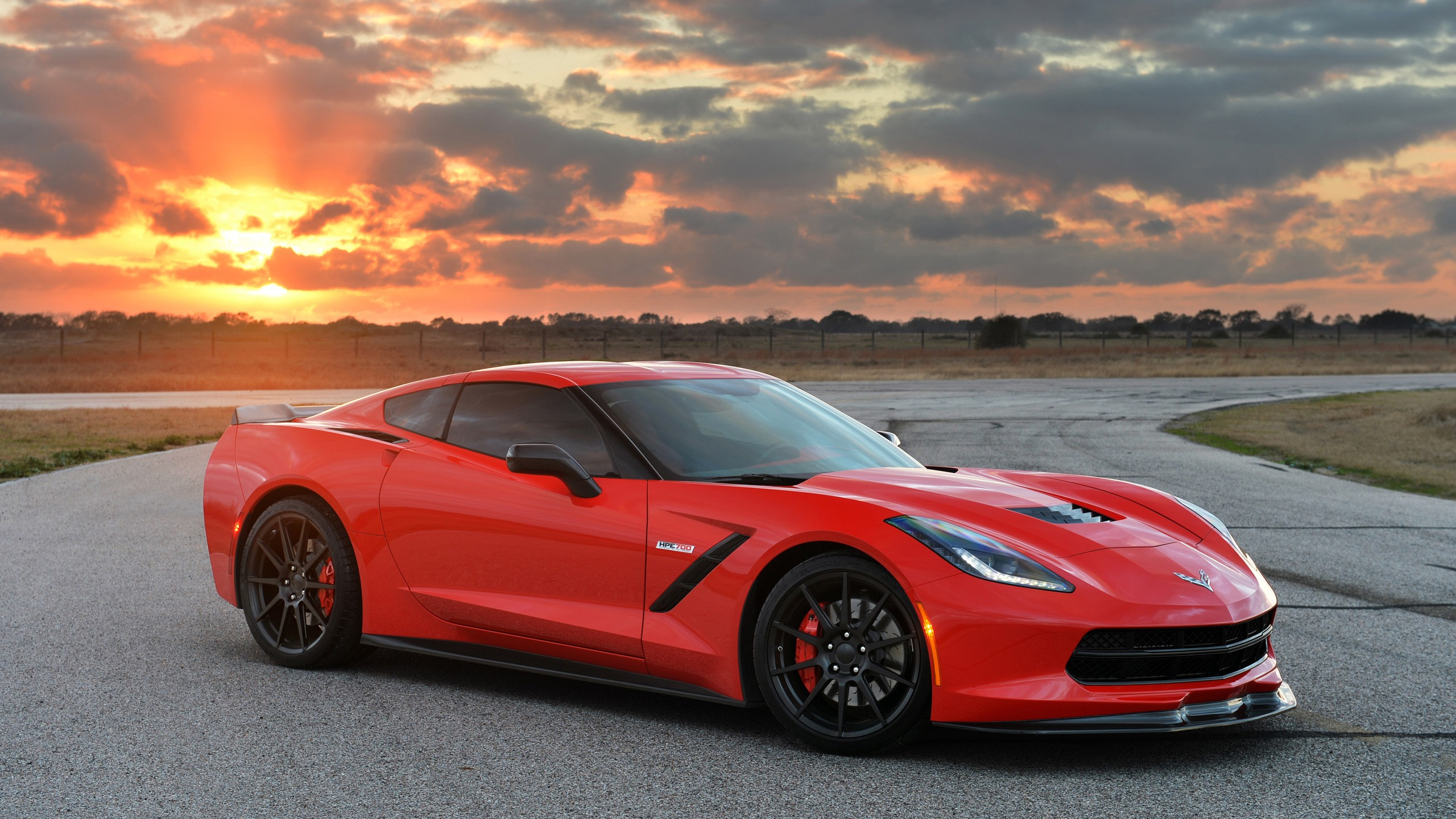 2014 Chevrolet Corvette Stingray Hpe700 Twin Turbo By