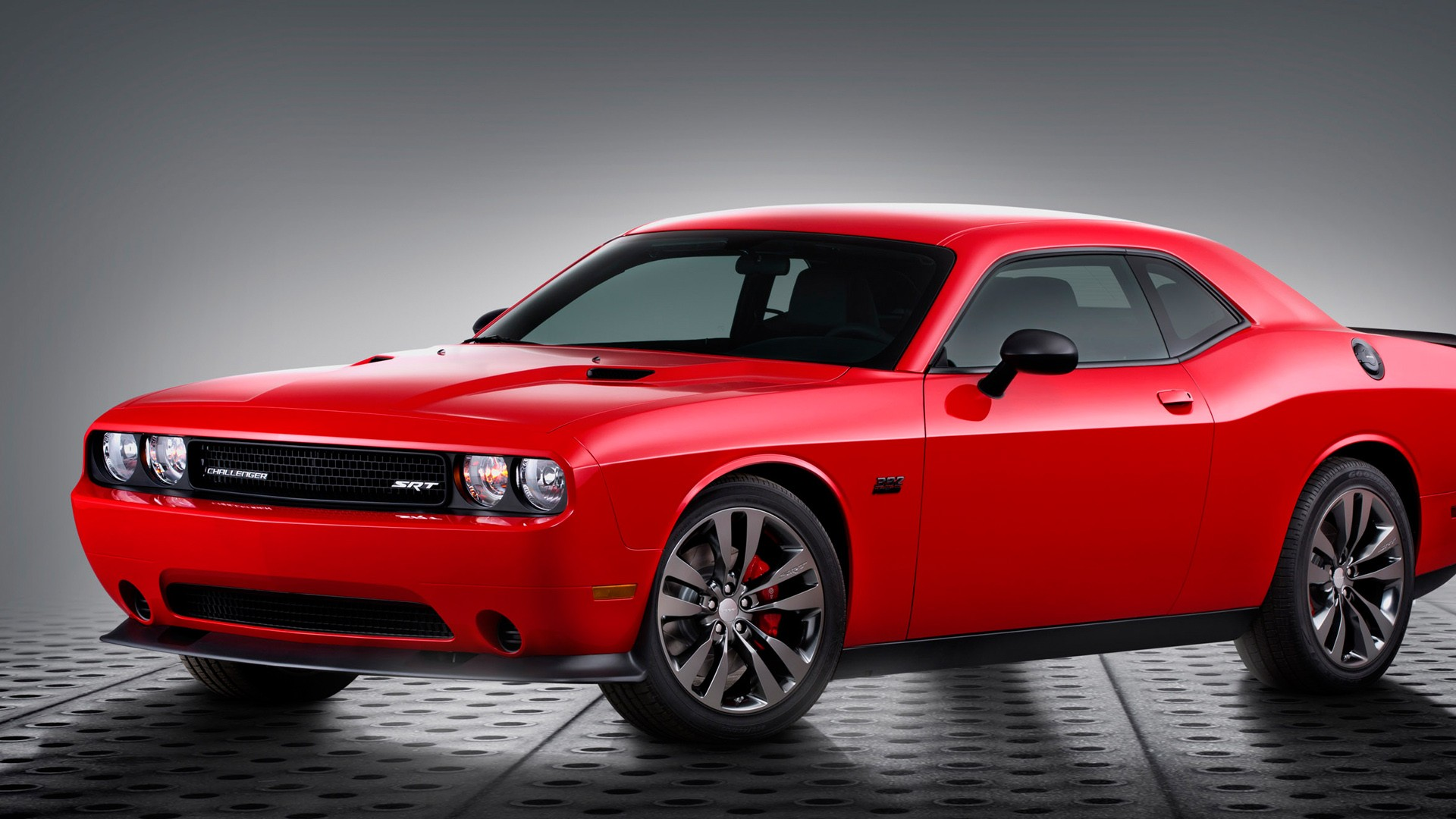 2014 Dodge Challenger Srt Satin Vapor Wallpaper Hd Car