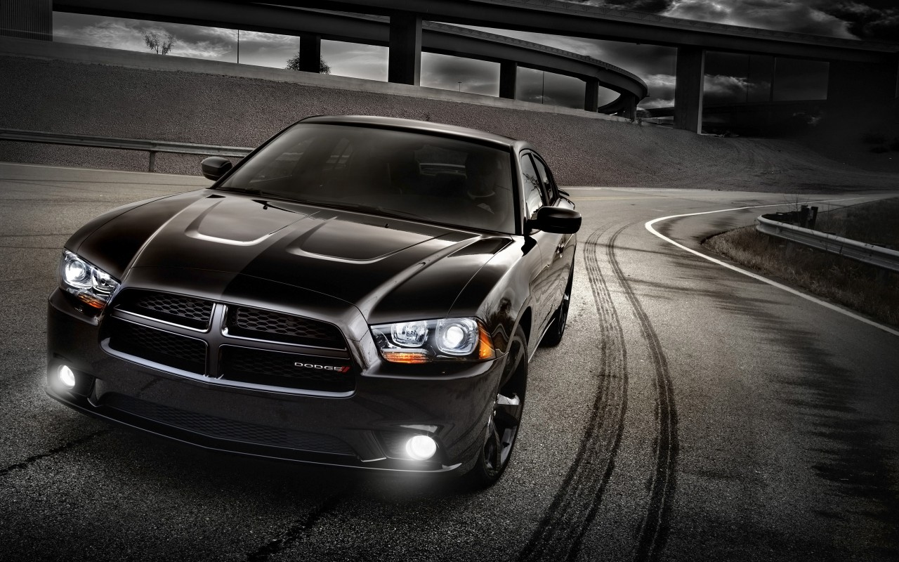 2014 Dodge Charger Blacktop Wallpaper Hd Car Wallpapers