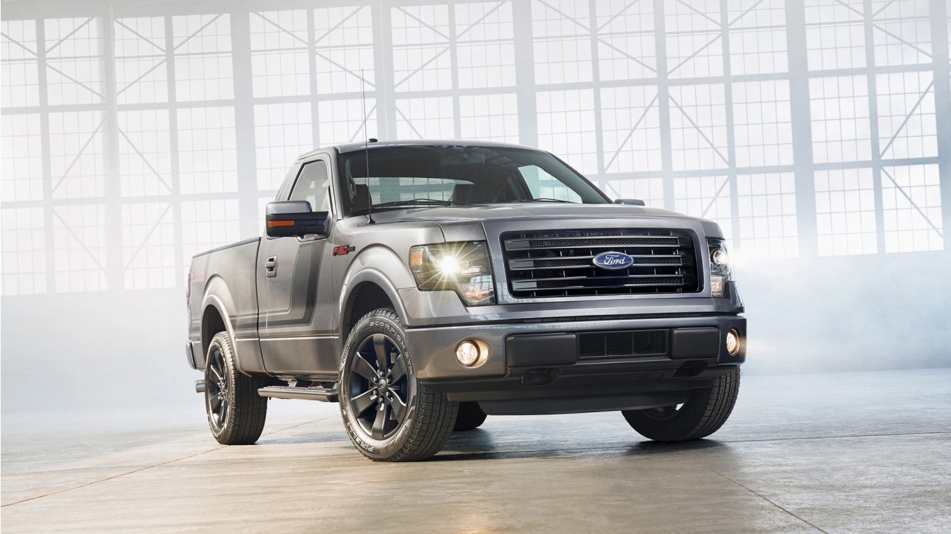 Ford F150 Shelby >> 2014 Ford F 150 Tremor Wallpaper | HD Car Wallpapers | ID #3491